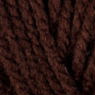 Red Heart Coffee Super Saver Chunky Yarn (5 - Bulky)