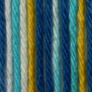 Bernat Sail Away Ombre Handicrafter Cotton Yarn - Big Ball (4 - Medium)