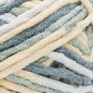 Bernat Soft Sunshine Green Blanket Yarn - Big Ball (6 - Super Bulky)