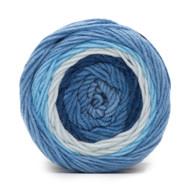 Bernat Blue Jeans Super Value Big Stripes Yarn (4 - Medium)