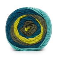 Bernat Earthbound Super Value Big Stripes Yarn (4 - Medium)