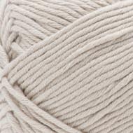 Bernat Feather Grey Softee Baby Cotton Yarn (3 - Light)