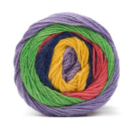 Bernat Over The Rainbow Stripe Softee Baby Stripes Yarn (3 - Light)
