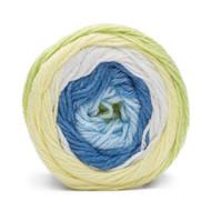 Bernat Sunshine Sky Stripe Softee Baby Stripes Yarn (3 - Light)