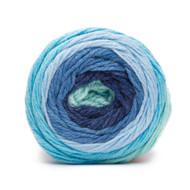 Bernat Blue Yonder Stripe Softee Baby Stripes Yarn (3 - Light)