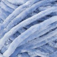 Bernat Smokey Blue Velvet Yarn (5 - Bulky)