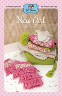 Tot Toppers Patterns New Girl Pattern Book