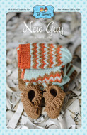 Tot Toppers Patterns New Guy Pattern Book