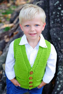 Tot Toppers Patterns Tycoon Vest