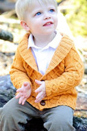 Tot Toppers Patterns Gramps Cardigan
