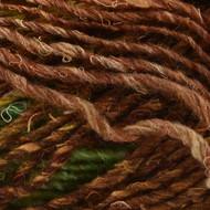 Noro #387 Browns, Sand, Lime Silk Garden Yarn (4 - Medium)