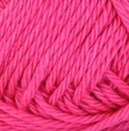 Scheepjes Shocking Pink Catona Yarn (1 - Super Fine)