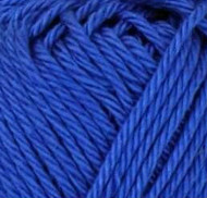 Scheepjes Electric Blue Catona Yarn (1 - Super Fine)