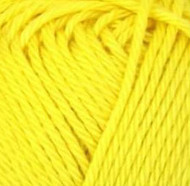 Scheepjes Lemon Catona Yarn (1 - Super Fine)