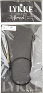 "LYKKE Driftwood 16"" Circular Knitting Needle (Size US 7 - 4.5 mm)"
