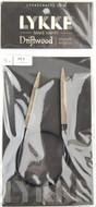 "LYKKE Driftwood 16"" Circular Knitting Needle (Size US 9 - 5.5 mm)"