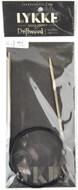 "LYKKE Driftwood 32"" Circular Knitting Needle (Size US 3 - 3.25 mm)"