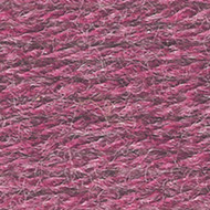 Lion Brand Dark Rose Heather Wool-Ease Yarn (4 - Medium)