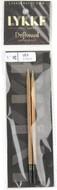 "LYKKE Driftwood 2-Pack 5"" Interchangeable Circular Knitting Needles (Size US 5 - 3.75 mm)"