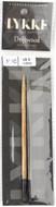 "LYKKE Driftwood 2-Pack 5"" Interchangeable Circular Knitting Needles (Size US 6 - 4 mm)"