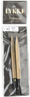 "LYKKE Driftwood 2-Pack 5"" Interchangeable Circular Knitting Needles (Size US 11 - 8 mm)"