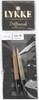 "LYKKE Driftwood 2-Pack 3.5"" Interchangeable Circular Knitting Needles (Size US 10 - 6 mm)"