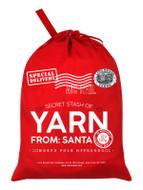 Lion Brand Santa Sack #2 - Super Bulky