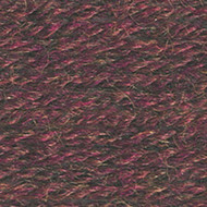 Lion Brand Chestnut Heather Wool-Ease Yarn (4 - Medium)