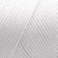Caron White Simply Soft Yarn (4 - Medium), Free Shipping at Yarn Canada