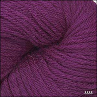 Cascade Dark Plum 220 Solid Yarn (4 - Medium)