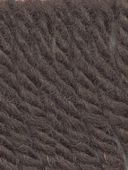 Diamond Luxury Collection Chocolate Brown Fine Merino Superwash DK Yarn (3 - Light)