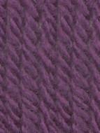 Diamond Luxury Collection Dark Purple Fine Merino Superwash DK Yarn (3 - Light)