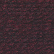 Lion Brand Claret Wool-Ease Thick & Quick Yarn (6 - Super Bulky)