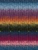 Noro #170 Blue, Pink, Orange, Green, Kureyon Yarn (4 - Medium)