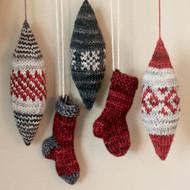 Tin Can Knits Little Socks Knitting Pattern