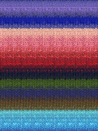 Noro #354 Purple, Pink, Red, Blue, Kureyon Yarn (4 - Medium)