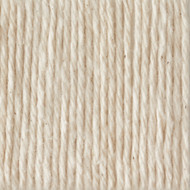Bernat Off White Handicrafter Cotton Yarn (4 - Medium)