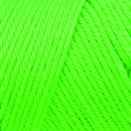 Caron Neon Green Simply Soft Yarn (4 - Medium)