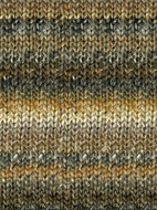 Noro #267 Taupes, Black Silk Garden Yarn (4 - Medium)