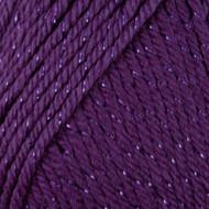 Caron Purple Sparkle Simply Soft Party Yarn (4 - Medium)