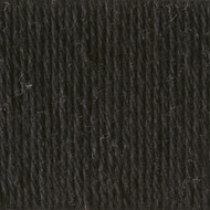 Bernat Black Licorice Handicrafter Cotton Yarn (4 - Medium)