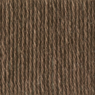 Bernat Warm Brown Handicrafter Cotton Yarn (4 - Medium)