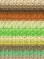 Noro #350 Greens, Browns, Bronze Kureyon Yarn (4 - Medium)
