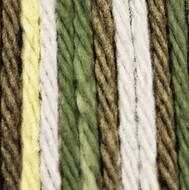 Bernat Wooded Moss Handicrafter Cotton Yarn - Big Ball (4 - Medium)
