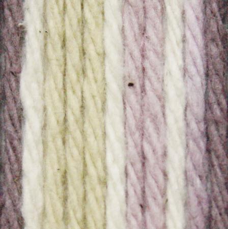 Bernat English Lavender Handicrafter Cotton Yarn - Big Ball (4 - Medium)