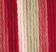 Bernat Damask Ombre Handicrafter Cotton Yarn - Big Ball (4 - Medium)