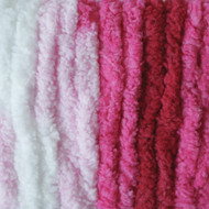 Bernat Raspberry Ribbon Varg Blanket Yarn - Big Ball (6 - Super Bulky)