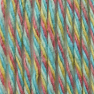 Bernat Candy Sprinkle Twists Handicrafter Cotton Yarn - Small Ball (4 - Medium)