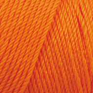 Caron Neon Orange Simply Soft Yarn (4 - Medium)