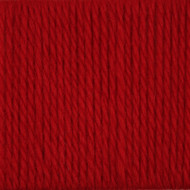 Patons Bright Red Classic Wool Worsted Yarn (4 - Medium)